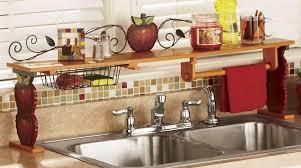 Shelf Over Kitchen Sink by Kitchen Over The Sink Shelf Kitchen Ideas