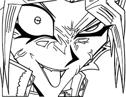 yu gi oh coloring pages to print yugioh 5ds free gx crazy