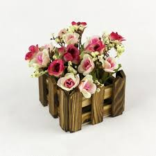 Flower Pot Holders For Fence - online get cheap wooden fences aliexpress com alibaba group