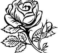 coloring pages with roses rose color sheets coloring pages jexsoft com