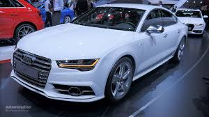pink audi a7 2015 audi s7 facelift bows at paris for the first time live