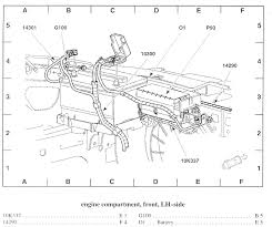 2000 mercury cougar wiring diagram mercury wiring diagrams for