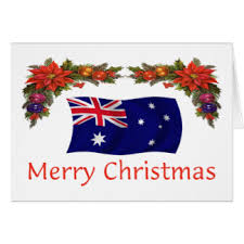 christmas australia greeting cards zazzle