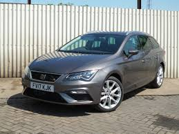 used seat leon fr technology grey cars for sale motors co uk