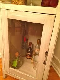 Building A Liquor Cabinet Ana White Liquor Cabinet From Benchmark Storage Media Unit Diy