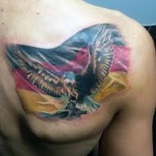 german flag tattoos pictures to pin on pinterest tattooskid
