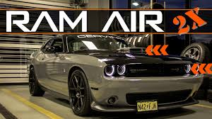 Dodge Ram Hellcat - cervini u0027s ram air mods spectre filter hellcat intake workplaydrive