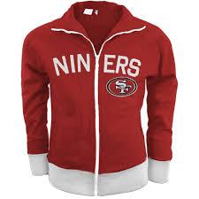 san francisco 49ers track jacket la times store