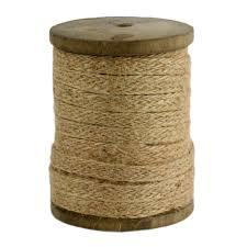 jute ribbon large spool of jute ribbon by homart seven colonial