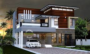 contemporary modern house 2165 sq ft modern contemporary house home design