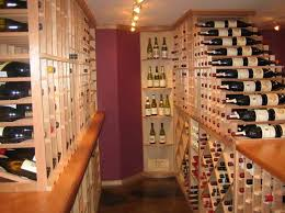 Wine Cellar Shelves - small wine rooms wine closets wine closet conversions