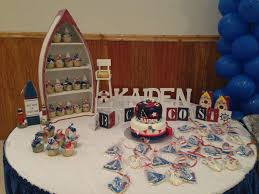 sailor baby shower sailor nautical baby shower party ideas photo 1 of 19 catch my