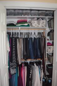 clothes storage u2013 organized and simplified