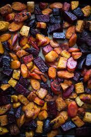 roasted root vegetables slim palate