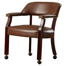 Dining Chairs With Casters Dining Arm Chairs Home Design Ideas Murphysblackbartplayers Com