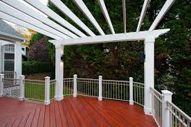 Screened In Pergola by Zuri Screen Room Contractor In Bethesda Maryland