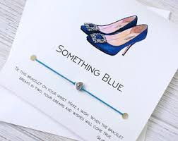 something blue ideas something blue gift etsy