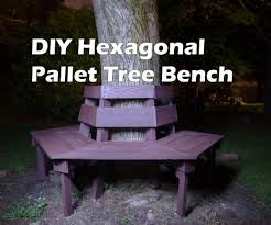 How To Build A Round Wooden Picnic Table by 24 Diy Plans To Build A Bench From Pallets Guide Patterns