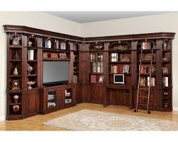 Bookcase Ladder Kit by Wall Units Amazing White Bookcase Wall Unit White Bookcase Wall