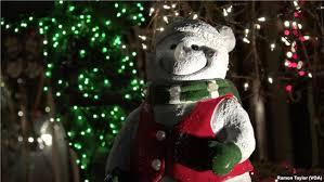 christmas lights on the heights