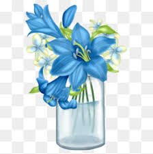 blue lilies blue png images vectors and psd files free on
