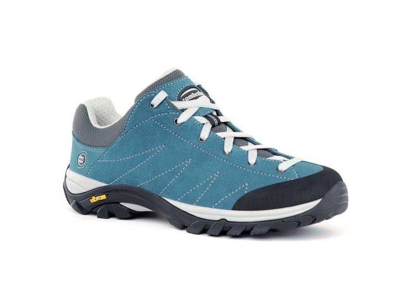 Zamberlan 103 Hike Lite RR Leather Hiking Shoe Light Grey 8.5 0103GYW-40.5-8.5