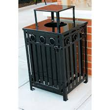 interior decorative outdoor garbage cans with glorious shop