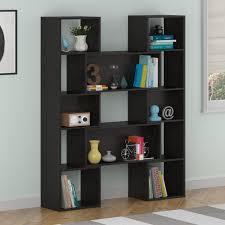 Dark Cherry Bookcase Amazon Com Altra Furniture Transform Sliding Bookcase Dark