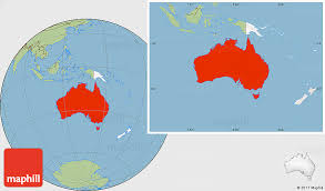 australia world map location savanna style location map of australia highlighted continent