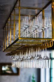 Hanging Bar Lights by Authentic Flavors And Experiences Served Up With A Twist At