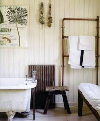 Industrial Style Bathroom 10 Cool And Creative Towel Rakcs For The Bathroom Rilane