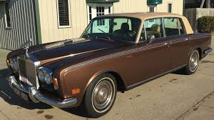 roll royce silver 1971 rolls royce silver shadow t71 chicago 2016
