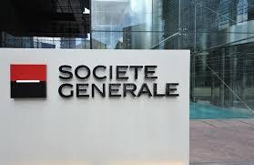 siege social societe generale entrée de siège social de groupe societe generale photo éditorial