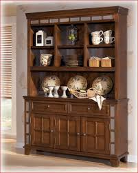 sideboards stunning buffet with glass door hutch buffet with