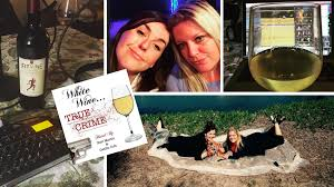 Kari Costas White Wine True Crime By White Wine True Crime U2014 Kickstarter
