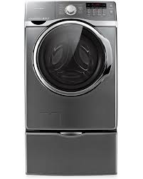 samsung front load washer 4 cu ft wf405atpasu sears