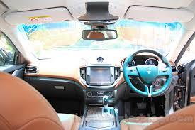 maserati price interior maserati ghibli dashboard india reveal indian autos blog