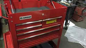 harbor freight tool cart us general part 2 youtube