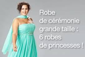 robe habillã e pour mariage grande taille robe de cérémonie grande taille 6 robes de princesses