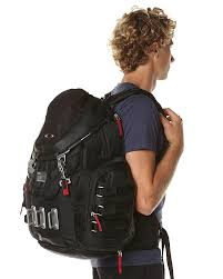 Oakley Kitchen Sink Backpack Black SurfStitch - Oakley backpacks kitchen sink