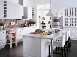 kitchen island furniture trendy white wooden laminate ikea