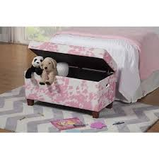 Storage Bench Kids Amazing End Of Bed Storage Ottoman Girls Toy Box End Of Bed