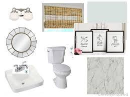 teeny tiny bathroom cleverly inspired