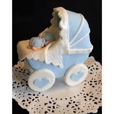baby carriage cake baby shower cake topper baby carriage cake decoration pink baby