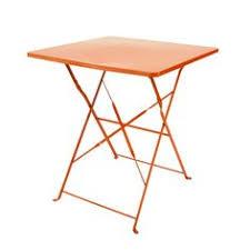 table pliante jardin table de jardin pliante bois et métal sohan places and acacia