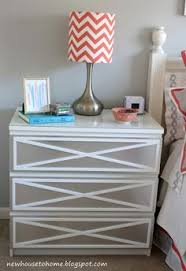 Painting Malm Dresser Danika O U0027verlays Add A Bit Of Modern Playfulness To This Otherwise