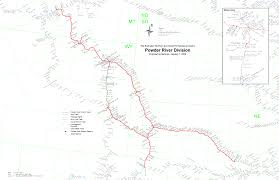 Colorado River Texas Map Multimodalways Burlington Northern Santa Fe Railway Archives Maps