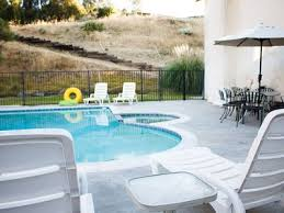 Pool In Backyard by Temecula Wine Country Estate With Private Homeaway Temecula