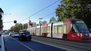 new light rail projects sydney light rail enabling works laing o rourke