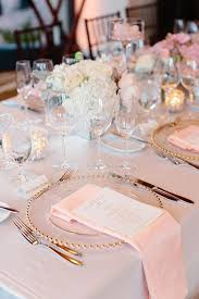 wedding plate settings california real wedding photos a formal destination wedding in